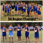 Boys Cross Country Region Champs!