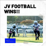 JV Football Beats Florence Christian