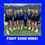 Fight Song Wins!
