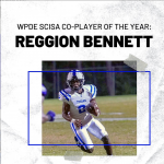 Bennett Named WPDE SCISA Co-Player of the Year