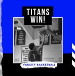 Titans Defeat Wilson Hall