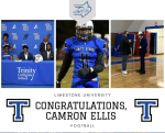 Ellis Signs with Limestone University