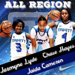 Cameron, Hayes and Lyde Make All Region