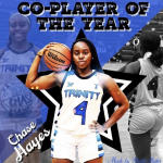 Hayes Named Co-Player of the Year