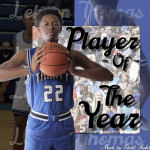 Thomas Named Player of the Year