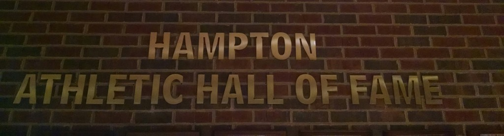 Hampton Athletic Hall Of Fame 2018 Inductees