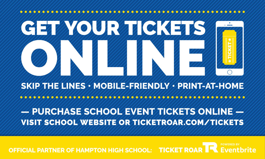 Purchase Tickets Online for All Home Games
