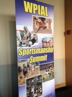 Hampton Athletes Attend WPIAL Sportsmanship Summit