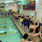 Swimming vs Knoch