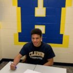 Vince Schmitt Commits to Clarion State University