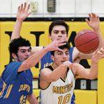 Trib HSSN- Young Talbots Boys Basketball team looks forward to next year