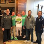 Hampton and Wahlburgers renew Athlete of the Month partnership!