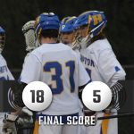 Hampton finishes section play with a convincing win over the visiting Knights