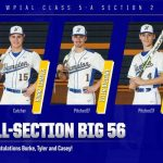 Baseball All-Section Teams Announced