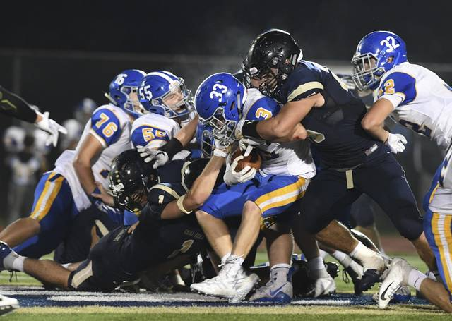 Hampton Football in the News- Trib HSSN