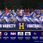 Talbots Varsity Football Schedule 2019