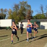 Cross Country Teams Compete at Cal U