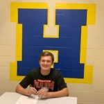 Zach Krempasky Signs Letter of Intent with Ohio Northern University