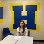 Gillian Mulcahy Signs Letter of Intent to Attend Waynesburg University