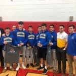Wrestlers Finish at the Top – Allegheny County Championships