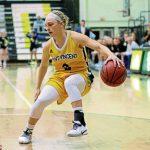 Hampton Alumni Jenna Lafko blossoms as junior at Saint Vincent