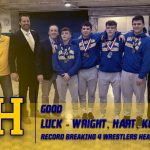 4 Wrestlers Head to States – School Record