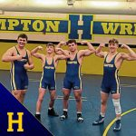 Underclassmen lead Hampton wrestlers to record season