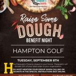 Raise some 'DOUGH' for HHS GOLF!!