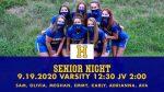 Senior Game – 9.19.20