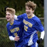 No. 8 Hampton tops Kiski Area to advance to WPIAL boys soccer quarterfinals