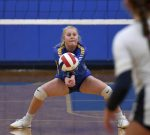Hampton girls volleyball continues recent run of success