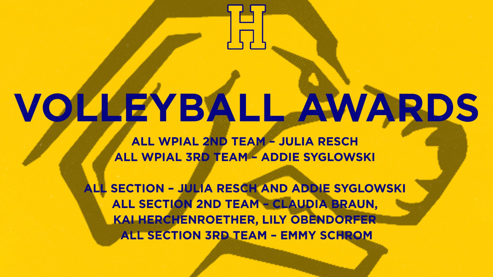 Volleyball Awards 2020-2021