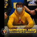 Hart Headed to VMI Wrestling Next Year