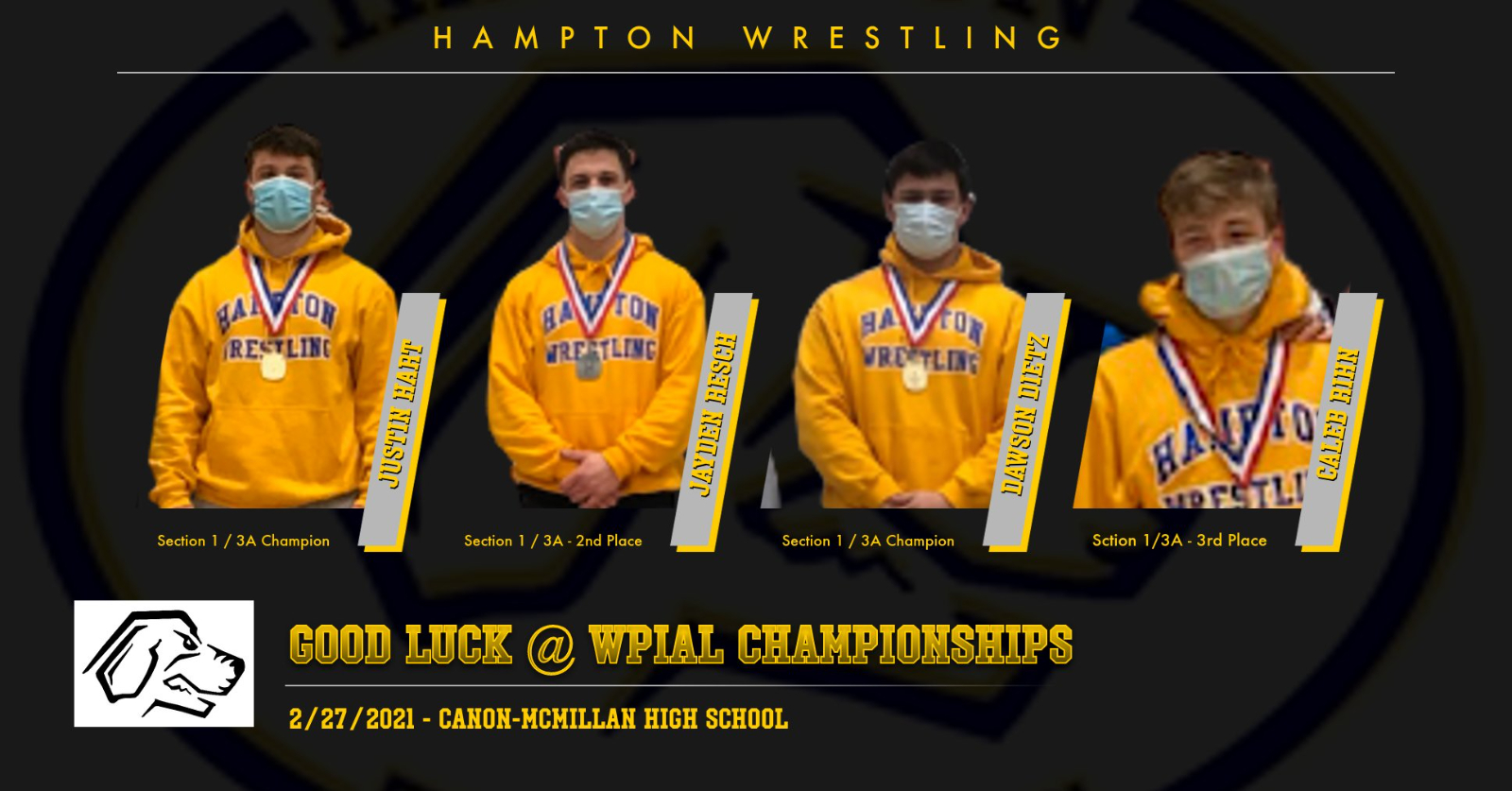 Wrestling Sections