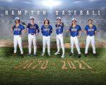 Hampton Baseball Seniors – GOOD LUCK CLASS OF 2021!