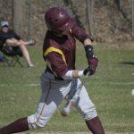 Baseball Edges Agawam 7-6 in Season Opener
