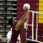 Volleyball starts the season on a high note