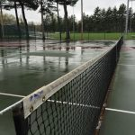 CHS Girls' Tennis match vs Sabis postponed.