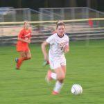Varsity Girls Soccer vs Agawam 9-7-17