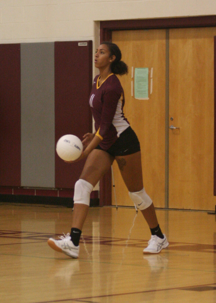 Chicopee High Girls Volleyball to playoffs