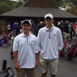 Golf: PVIAC Two Ball Championships