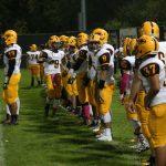 Football at Pittsfield High 10-7-17