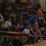 Gymnastics Meet with Agawam and Hampshire