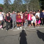 CHS Football Takes Part in Rays of Hope Walk