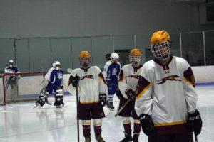 Hockey vs Westside
