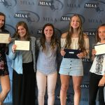 Pacer Athletes Take Part in Girls and Women in Sports Day