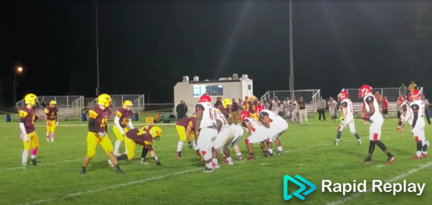 Chicopee Fall Sports 2018 Video