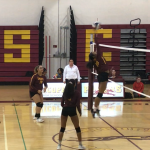 Chicopee Pacers Out-Volley Pioneer Valley Black Panthers