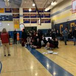 Pacers Unified Team Gets Jiggy at Jamboree