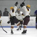 Pacers Hockey Plows Past Comp In Sensational Season Opener